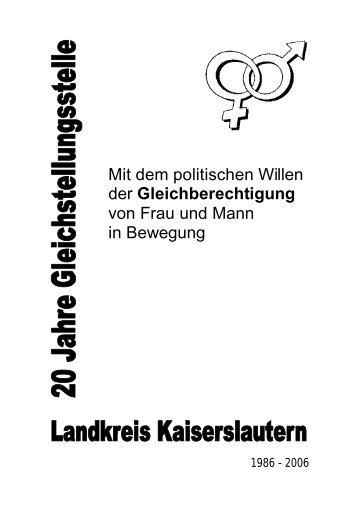 Verbandsgemeinde - Landkreis Kaiserslautern