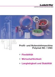 ziehen: Sackloch - Grampelhuber GmbH