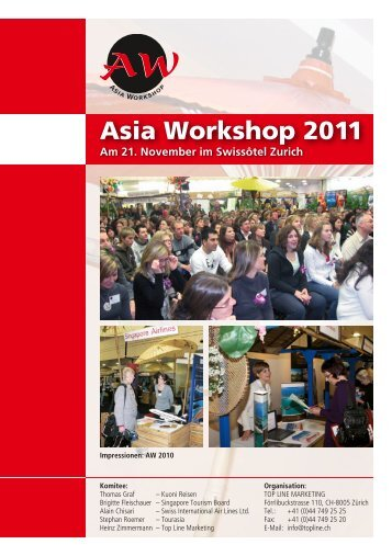 Asia Workshop 2011