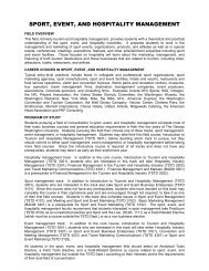 Program of Study and Course Guidelines (for students - The George ...