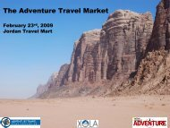 The Adventure Travel Market - Xola Consulting