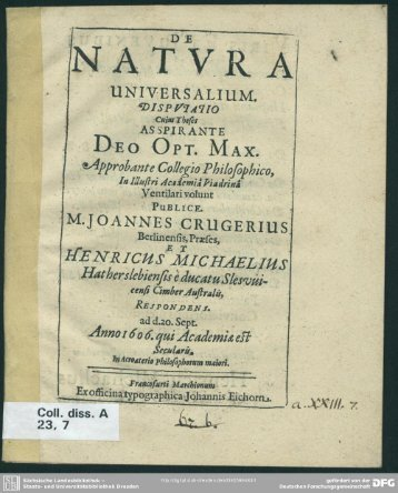 PDF Download - Sächsische Landesbibliothek - Staats- und ...
