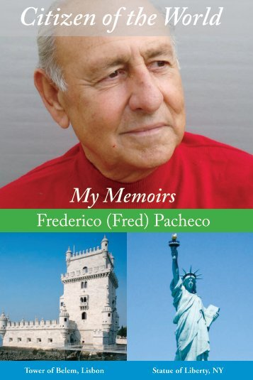 My Memoirs - Citizen of the World