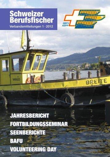 SBFV_Bulletin_2_2010.qxd - Schweizerischer Berufsfischerverband