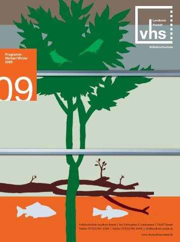 Abendrealschule - Abendgymnasium - VHS Landkreis Rastatt