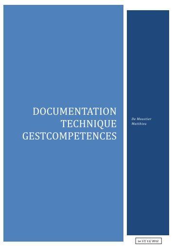Test GestCOMPETENCES
