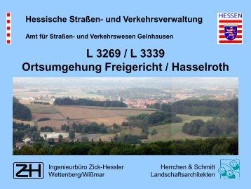 L 3269 - GRUENE Freigericht