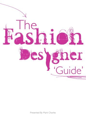 Layout 2 - The Fashion Designer Guide