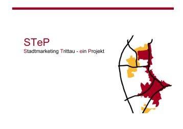 Stadtmarketing Trittau - ein Projekt - TOM - Trittauer Ortsmarketing