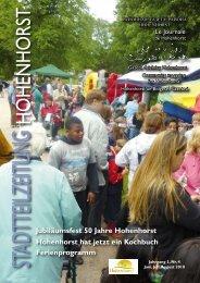 HEMINGWAY - EINE AMERIKANISCHE ... - Hohenhorst