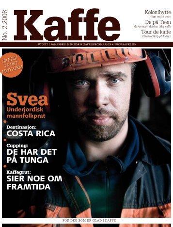 KAFFE utgave 2 - Norsk Kaffeinformasjon