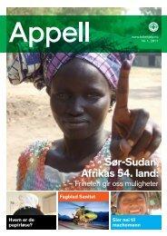 Appell - Norsk Folkehjelp