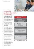 Studiengang Sparkassenfachwirt - RSGV - Seite 6