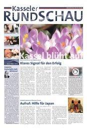 Klares Signal für den Erfolg Aufruf: Hilfe für Japan - Kassel