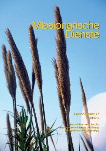 missionarische Bilder
