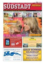 Südstadt Journal 01/2011 - Oldies Hannover