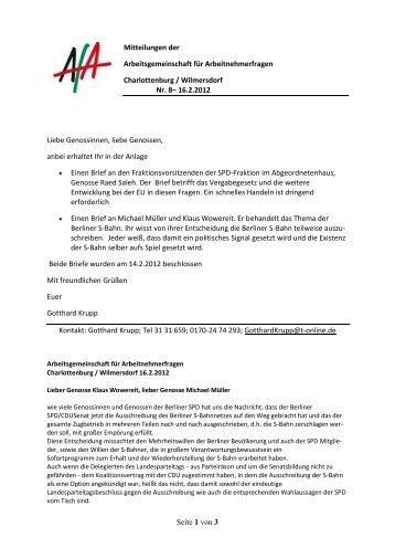 Seite 1 von 3 Mitteilungen der Arbeitsgemeinschaft für ... - AfA - Berlin