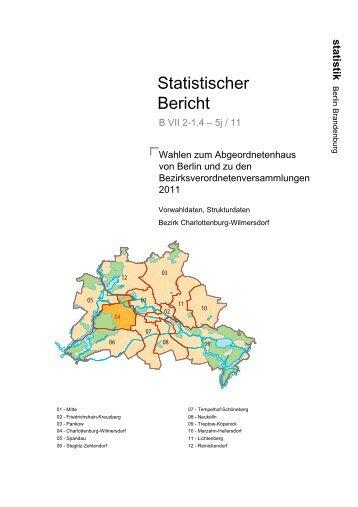 statistik - Die Landeswahlleiterin für Berlin