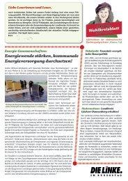 Ausgabe Juni 2012 herunterladen - DIE LINKE. Johanna Voß MdB
