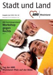 Workshop gegen Rechts - AWO Rheinland