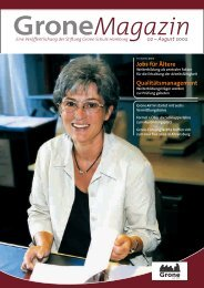 Jour fixe 2002 - Stiftung Grone-Schule