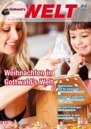 Magazin Weihnachten 2011 - Elektro Gottwald GesmbH & CoKg