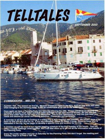 September - Sailing Adventure Club