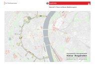 Kölner Ringstraßen - Masterplan Köln