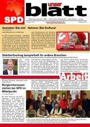 Nehmen Sie Einfluss! - SPD-Ortsverein Fümmelse / Adersheim ...