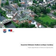 Kooperativer Wettbewerb   Stadtkern Leichlingen   Auslobung