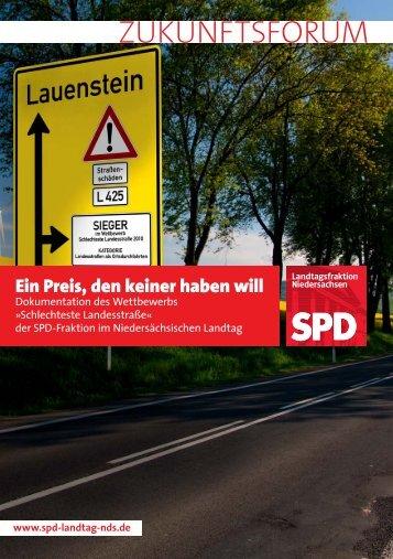 Ein Preis, den keiner haben will - SPD-Fraktion im ...