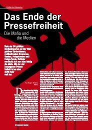 Das Ende der Pressefreiheit - klaerwerk-blog.de