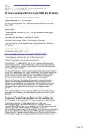 [X-News] Atompolitikmix in der BRD bis 21.02.05