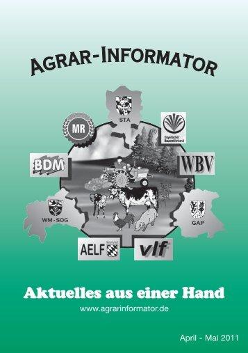 Waldbesitzervereinigungen - Amt für Ernährung, Landwirtschaft und ...