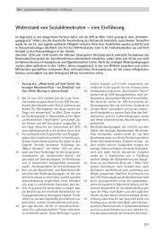 Widerstand von Sozialdemokraten - NS-Dokumentationszentrum ...