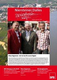Niersteiner Dalles - SPD - Nierstein und Schwabsburg