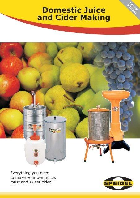 Speidel must fermentation barrel cider barrel accessory drain tap MS chromed 8mm
