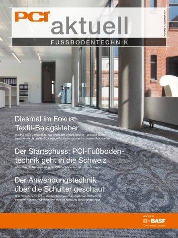 PCI stellt Ihr Projekt vor - PCI-Augsburg GmbH