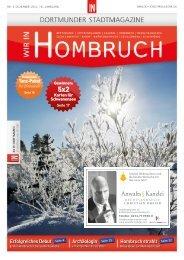 Wir in Hombruch - Dortmunder & Schwerter Stadtmagazine