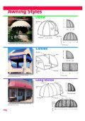 Awning / Canopy Brochure - Eide Industries, Inc. - Page 2