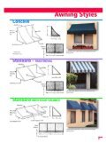 Awning / Canopy Brochure - Eide Industries, Inc. - Page 3