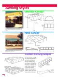 Awning / Canopy Brochure - Eide Industries, Inc. - Page 4