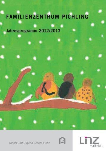 Familienzentrum Pichling - Programmheft 2012 ... - Portal - Stadt Linz
