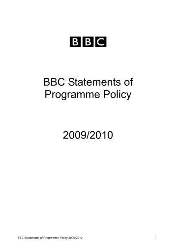 BBC One Scotland Annex