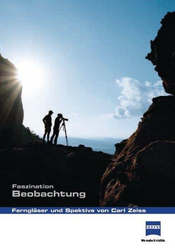 Beobachtung - Carl Zeiss