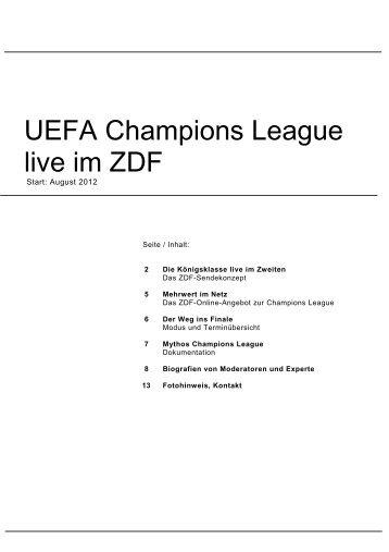 presse - ZDF Werbefernsehen