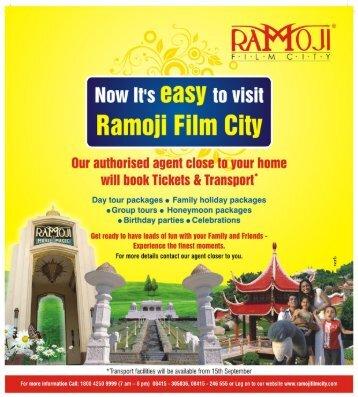 Untitled - Ramoji Film City