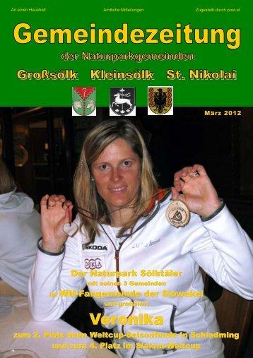 Aktuelles vom Sportverein Stein/Enns - Gemeinde Großsölk