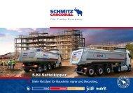 S.KI Sattelkipper - Schmitz Cargobull AG