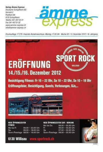 in EFZ - Ämme Express